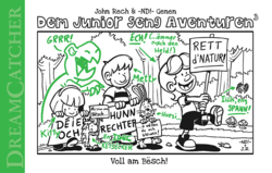 Dem Junior seng Aventuren - Band 3