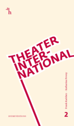 Theater international 2 (Collection Theater international)