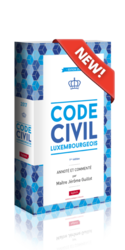 Code civil luxembourgeois