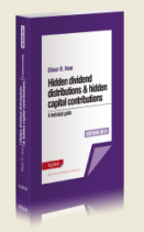 Hidden dividend distributions and hidden capital contributions