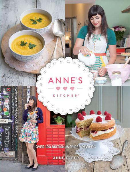 Anne's Kitchen - English Version