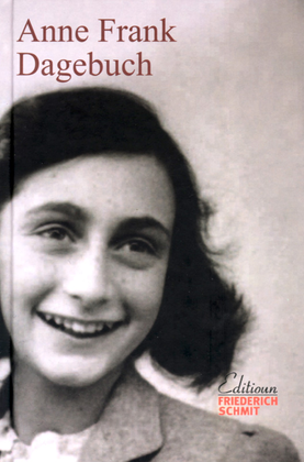 Anne Frank Dagebuch - Version hardcover
