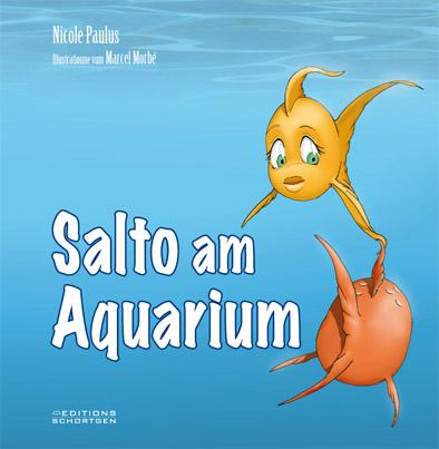 Salto am Aquarium