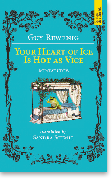 Your Heart of Ice is Hot As Vice