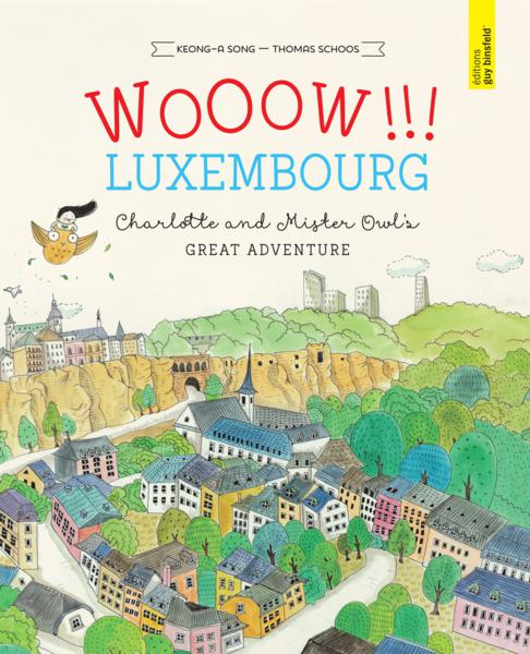 WOOOW!!! LUXEMBOURG - English Issue