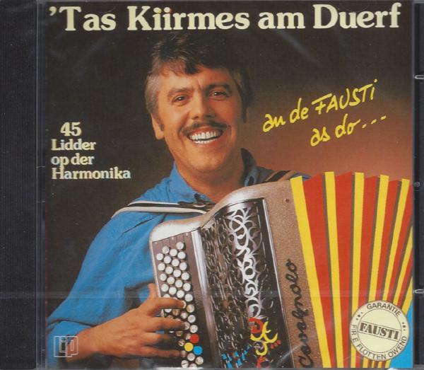 'T as Kiirmes am Duerf an de Fausti as do