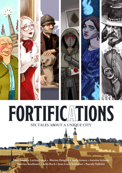 Fortifications - Six Tales About A Unique City